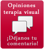 Comentarios terapia visual