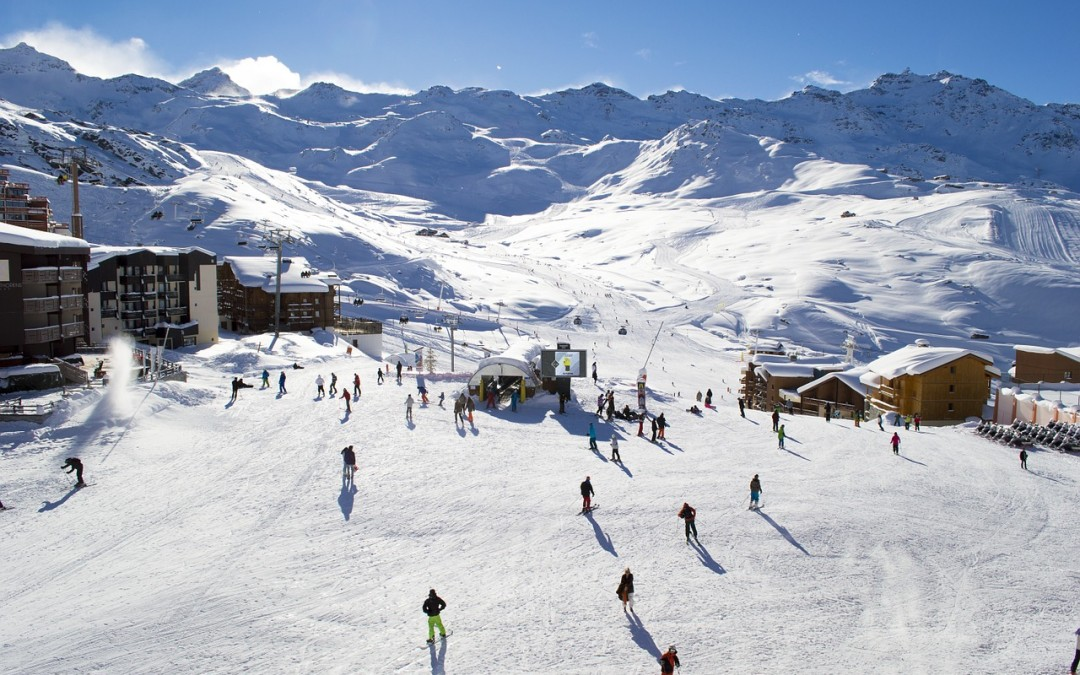 Lentes de contacto para practicar deportes de nieve