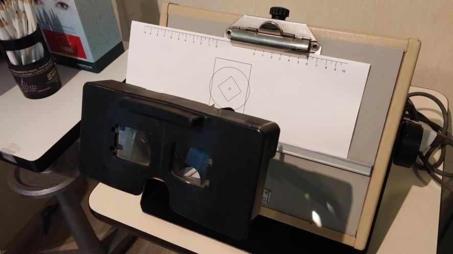 Terapia Visual en Madrid: ¿Qué es y para qué sirve un estereoscopio?