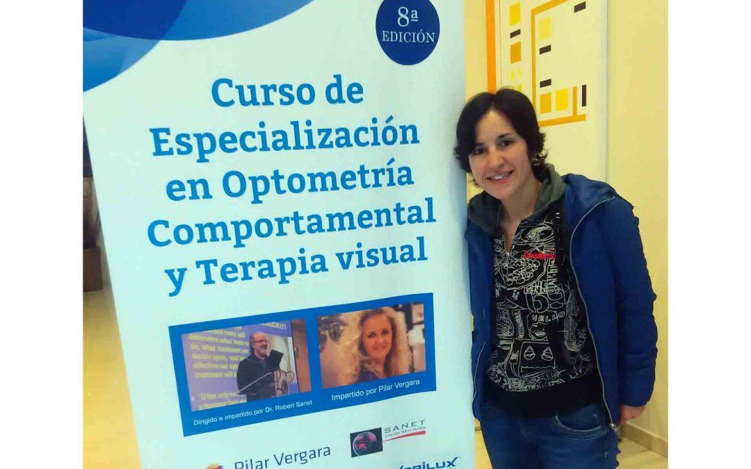 Confort Vision participa en uno de los cursos más prestigiosos de terapia visual