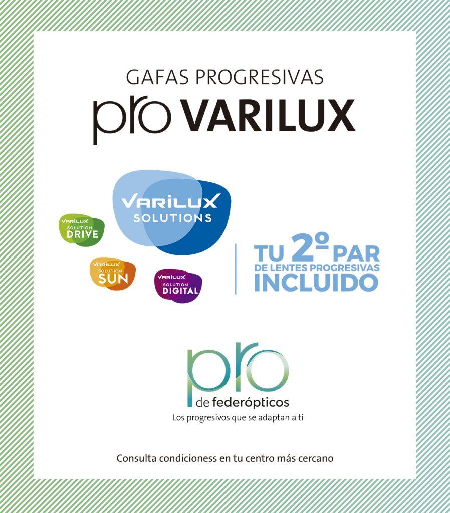 Gafas Progresivas Pro Varilux