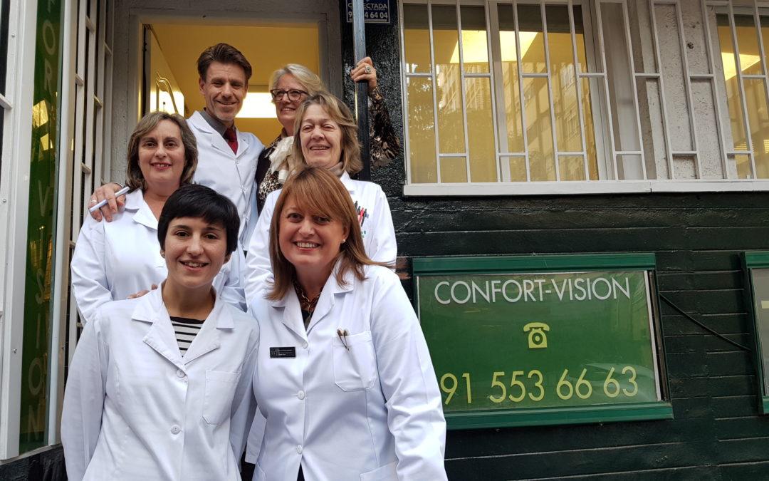 Los tratamientos de terapia visual en Confort Visión